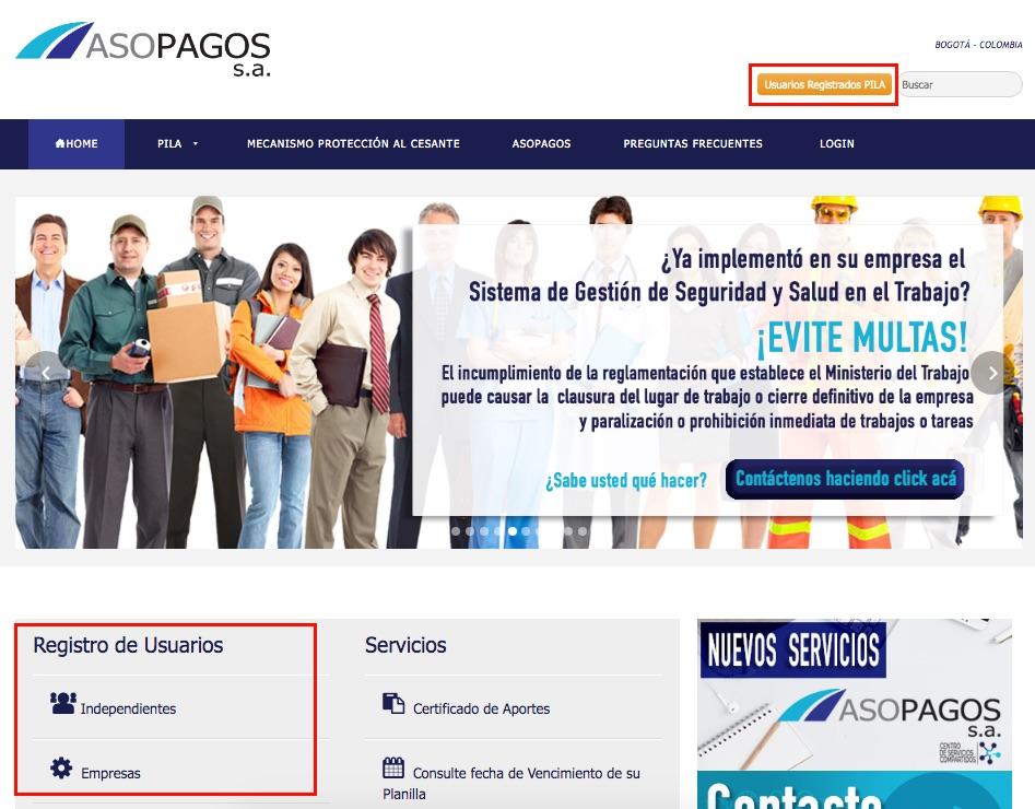 asopagos