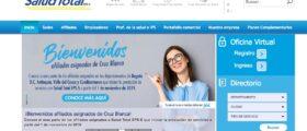 Salud total: Citas en línea y certificado de afiliación